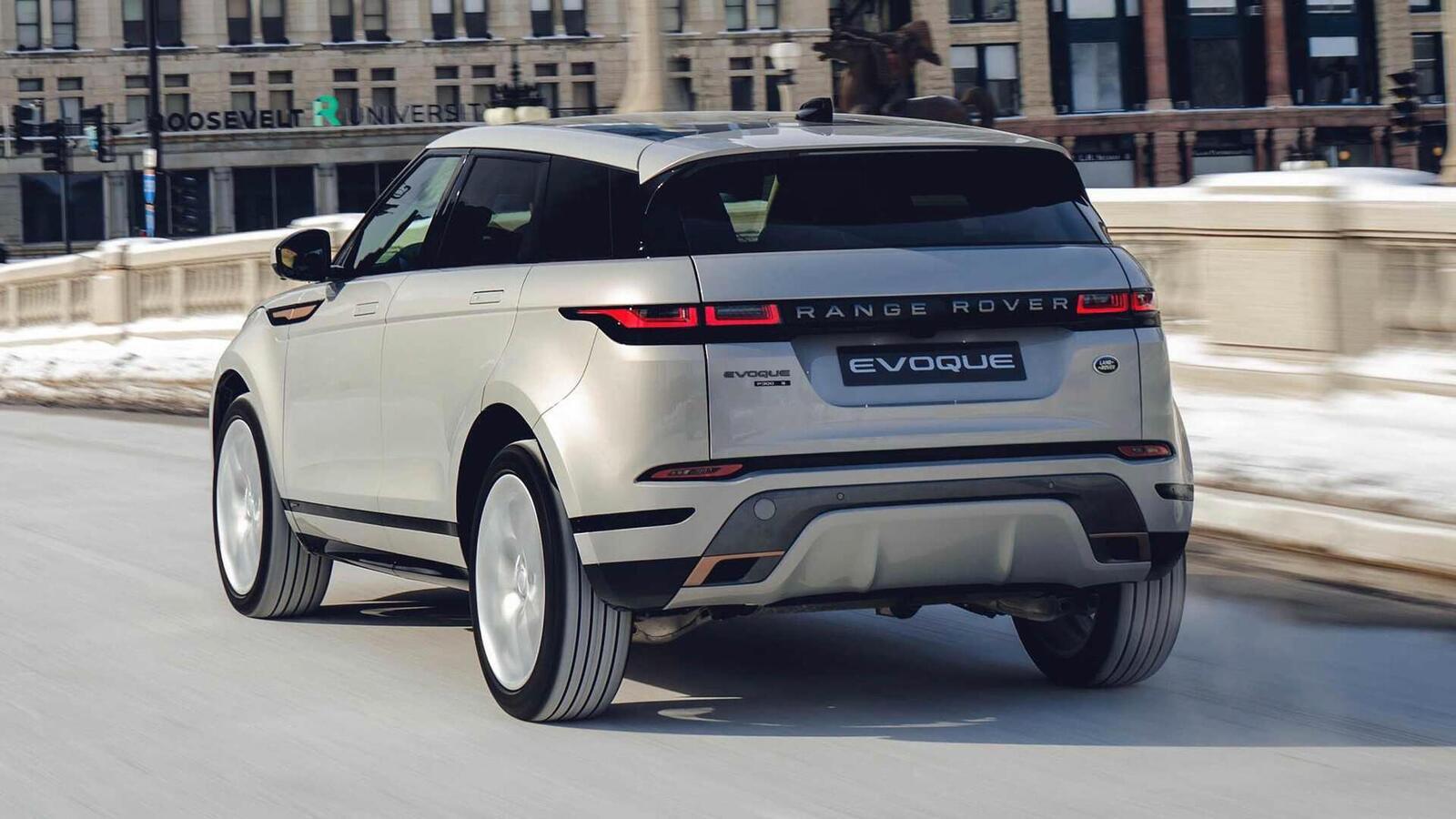 Range Rover Evoque mới tại Mỹ có giá từ 43.645 USD, đắt hơn Audi Q5 và Mercedes GLC - Hình 17