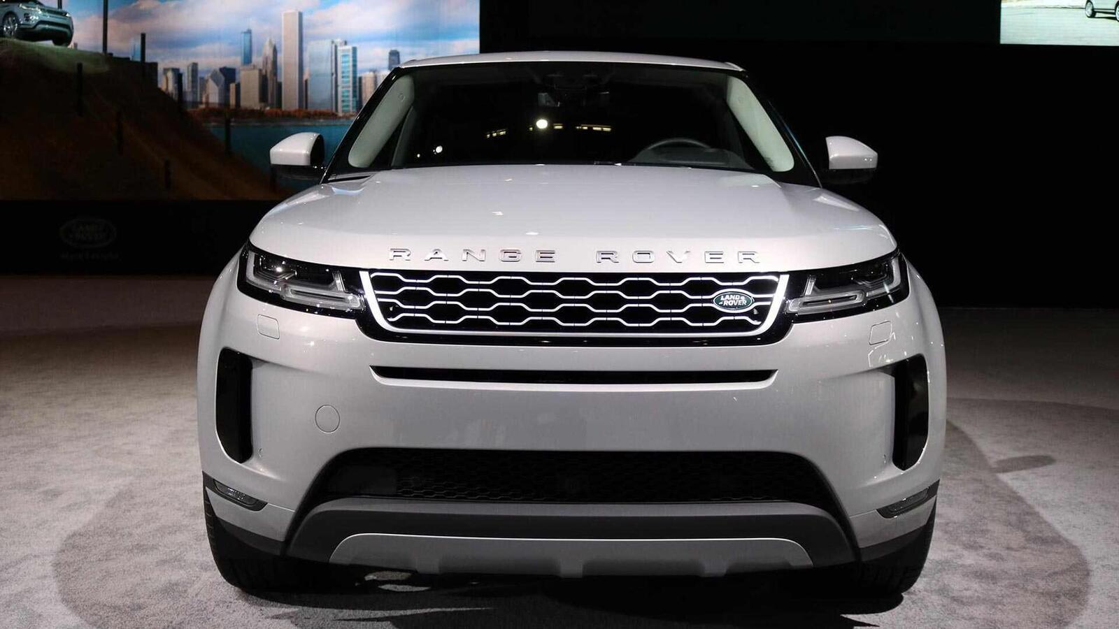 Range Rover Evoque mới tại Mỹ có giá từ 43.645 USD, đắt hơn Audi Q5 và Mercedes GLC - Hình 2