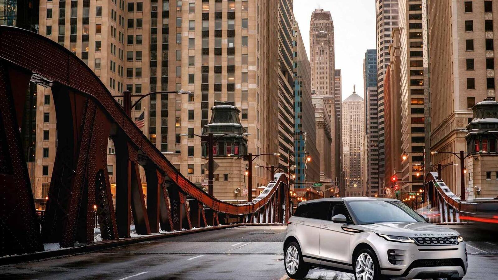 Range Rover Evoque mới tại Mỹ có giá từ 43.645 USD, đắt hơn Audi Q5 và Mercedes GLC - Hình 23