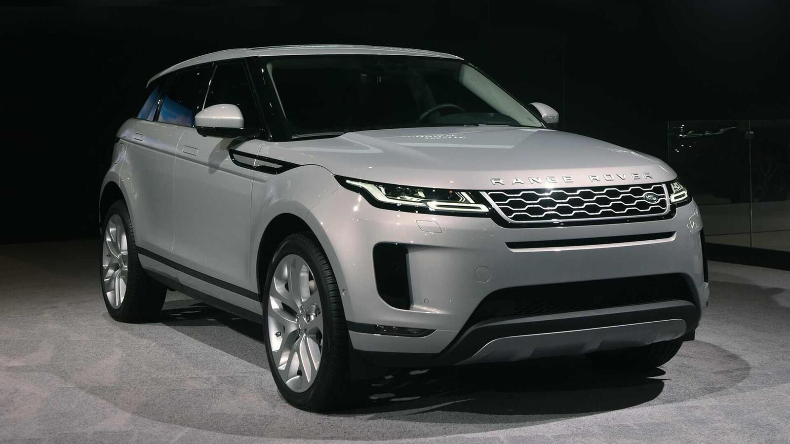 Range Rover Evoque mới tại Mỹ có giá từ 43.645 USD, đắt hơn Audi Q5 và Mercedes GLC - Hình 7