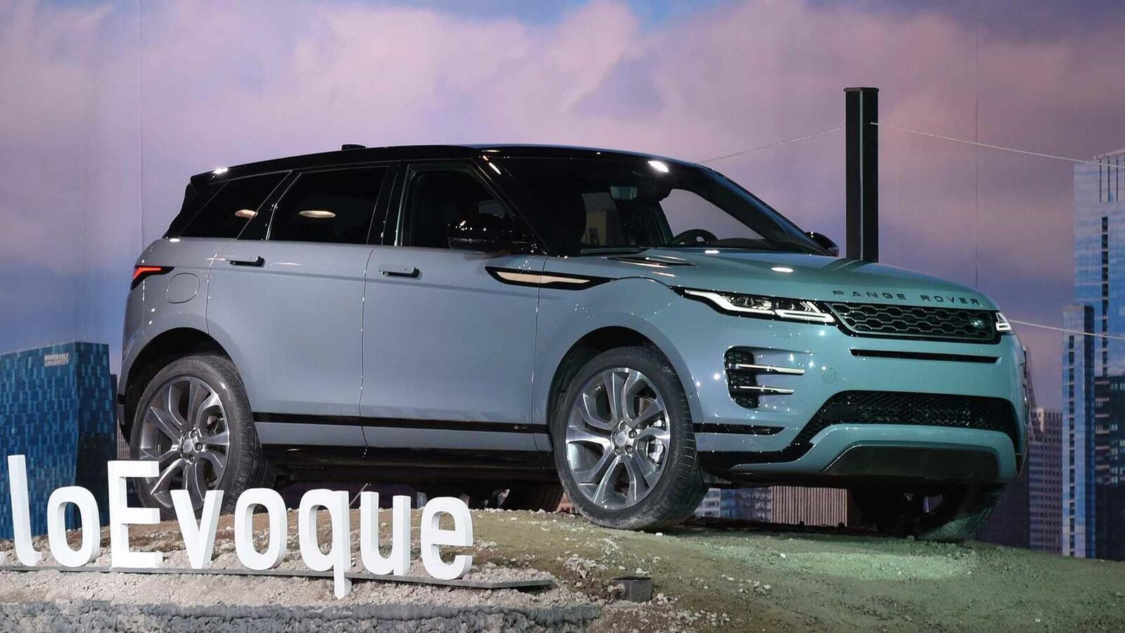 Range Rover Evoque mới tại Mỹ có giá từ 43.645 USD, đắt hơn Audi Q5 và Mercedes GLC - Hình 8