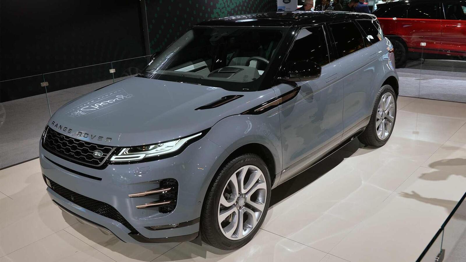 Range Rover Evoque mới tại Mỹ có giá từ 43.645 USD, đắt hơn Audi Q5 và Mercedes GLC - Hình 9