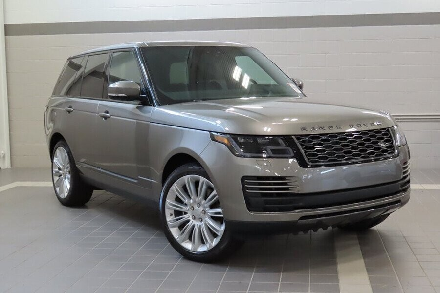Tổng Quan Land Rover Range Rover HSE