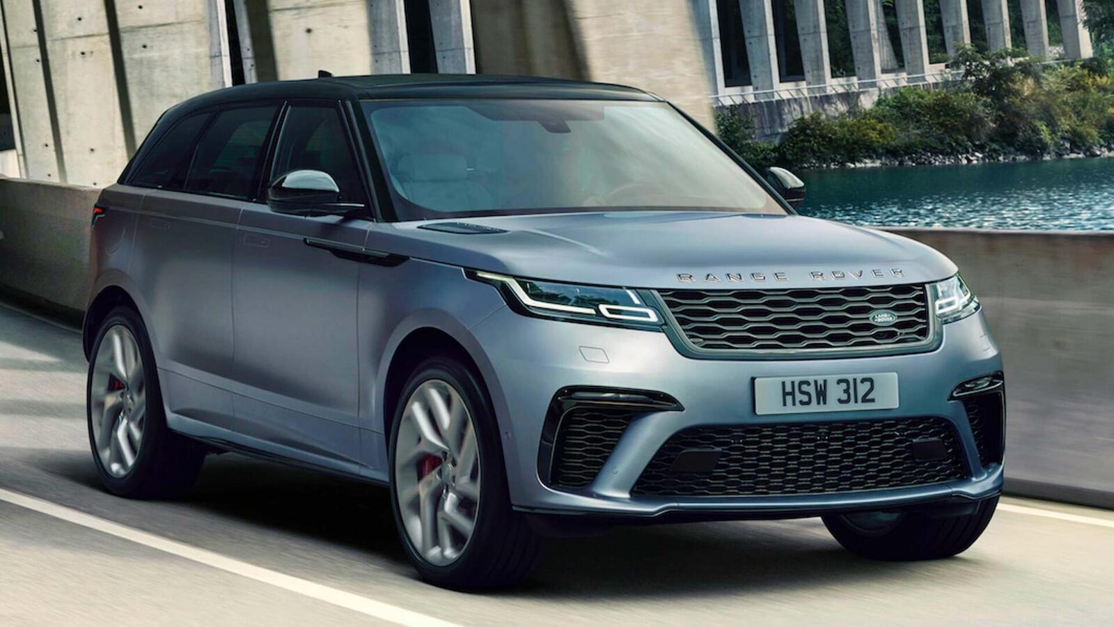 Range Rover Velar có thêm phiên bản SVAutobiography Dynamic Edition - Hình 1