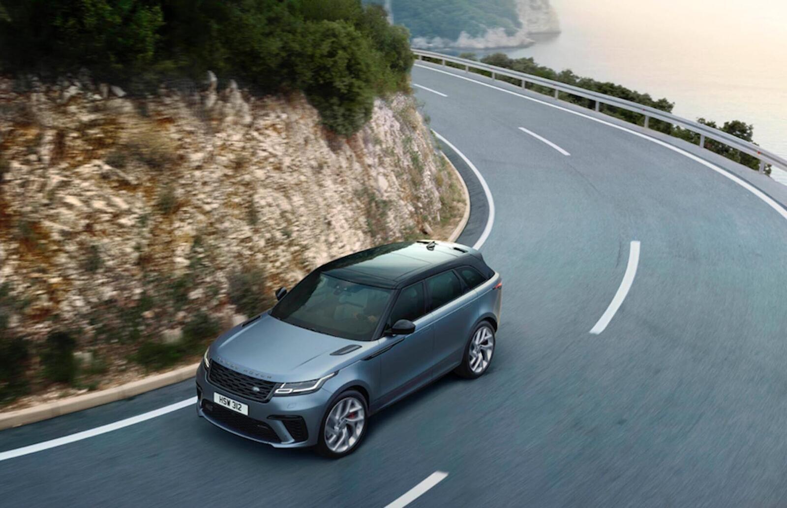 Range Rover Velar có thêm phiên bản SVAutobiography Dynamic Edition - Hình 11