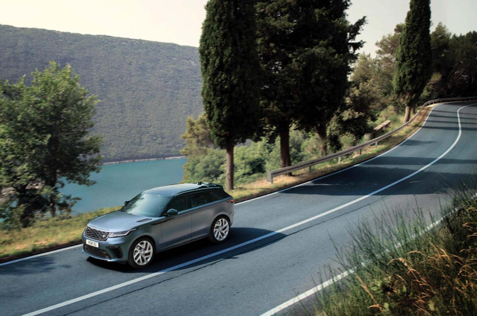 Range Rover Velar có thêm phiên bản SVAutobiography Dynamic Edition - Hình 12