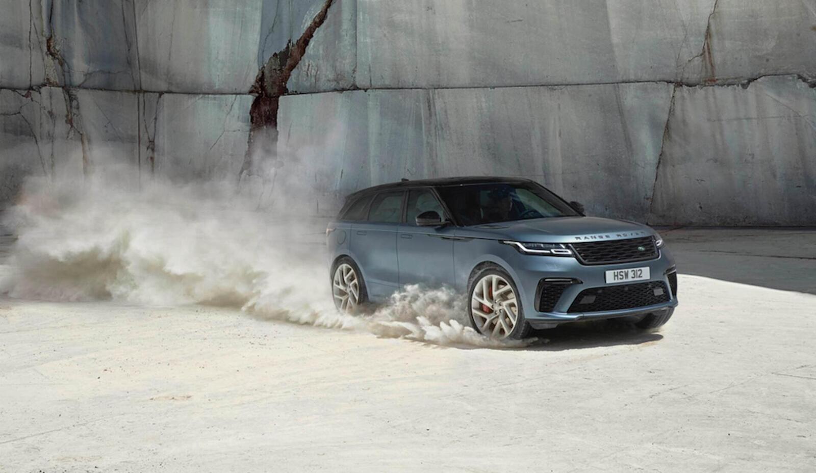 Range Rover Velar có thêm phiên bản SVAutobiography Dynamic Edition - Hình 13