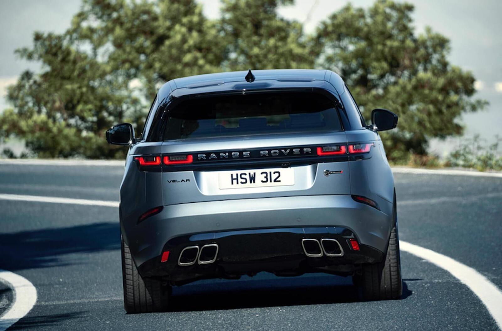 Range Rover Velar có thêm phiên bản SVAutobiography Dynamic Edition - Hình 2