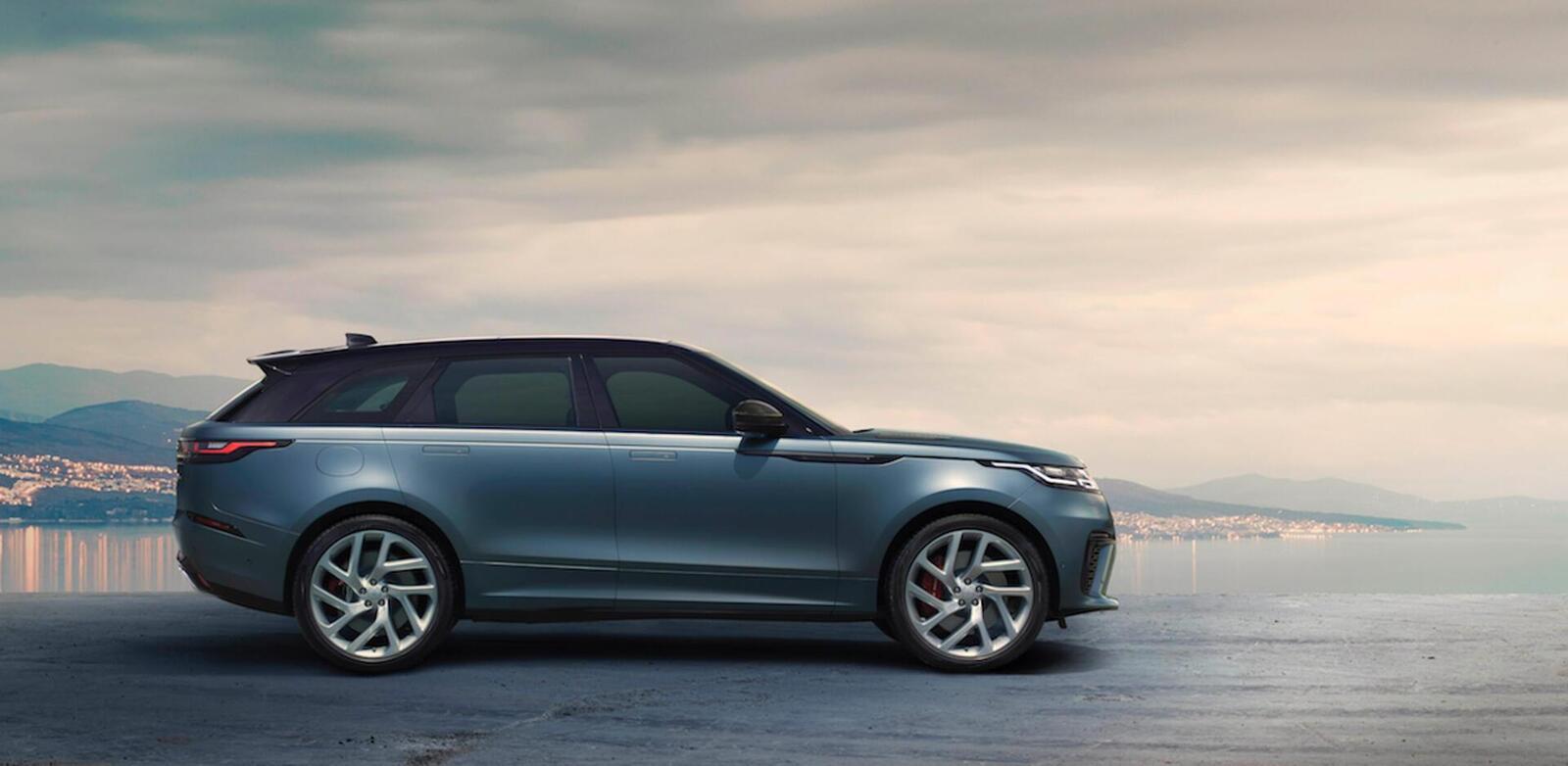 Range Rover Velar có thêm phiên bản SVAutobiography Dynamic Edition - Hình 5