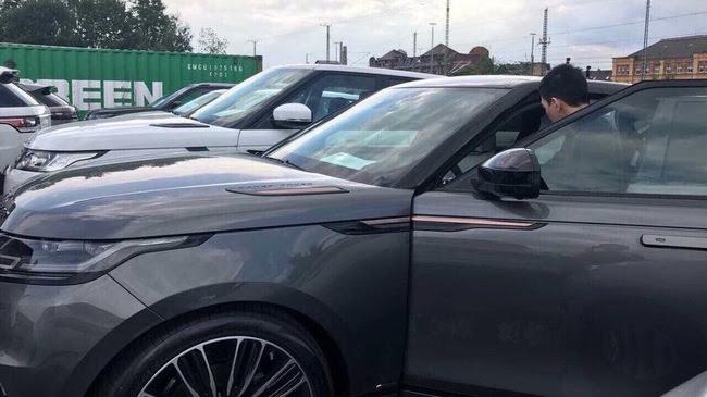 Range Rover Velar sắp về Việt Nam? - Hình 1
