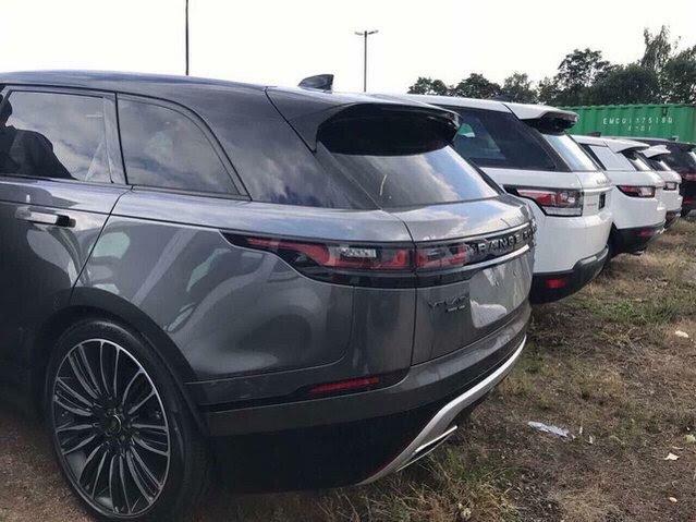 Range Rover Velar sắp về Việt Nam? - Hình 2