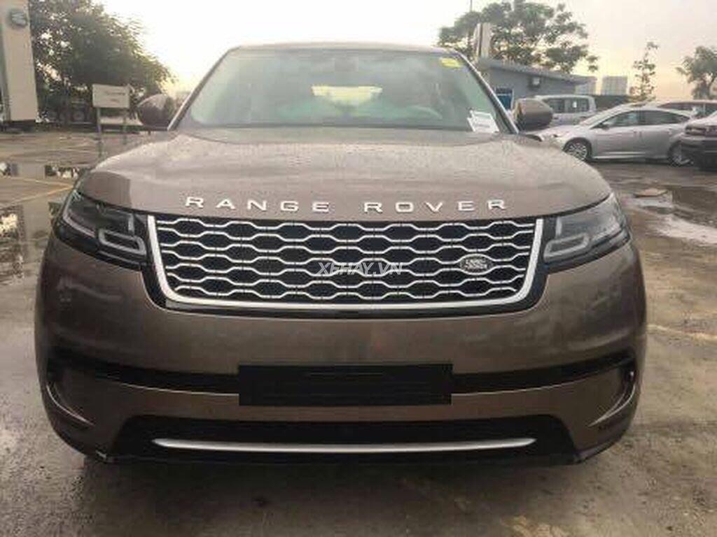 Range Rover Velar sẽ ra mắt khách hàng Việt vào ngày 30/8 tại Hà Nội - Hình 1