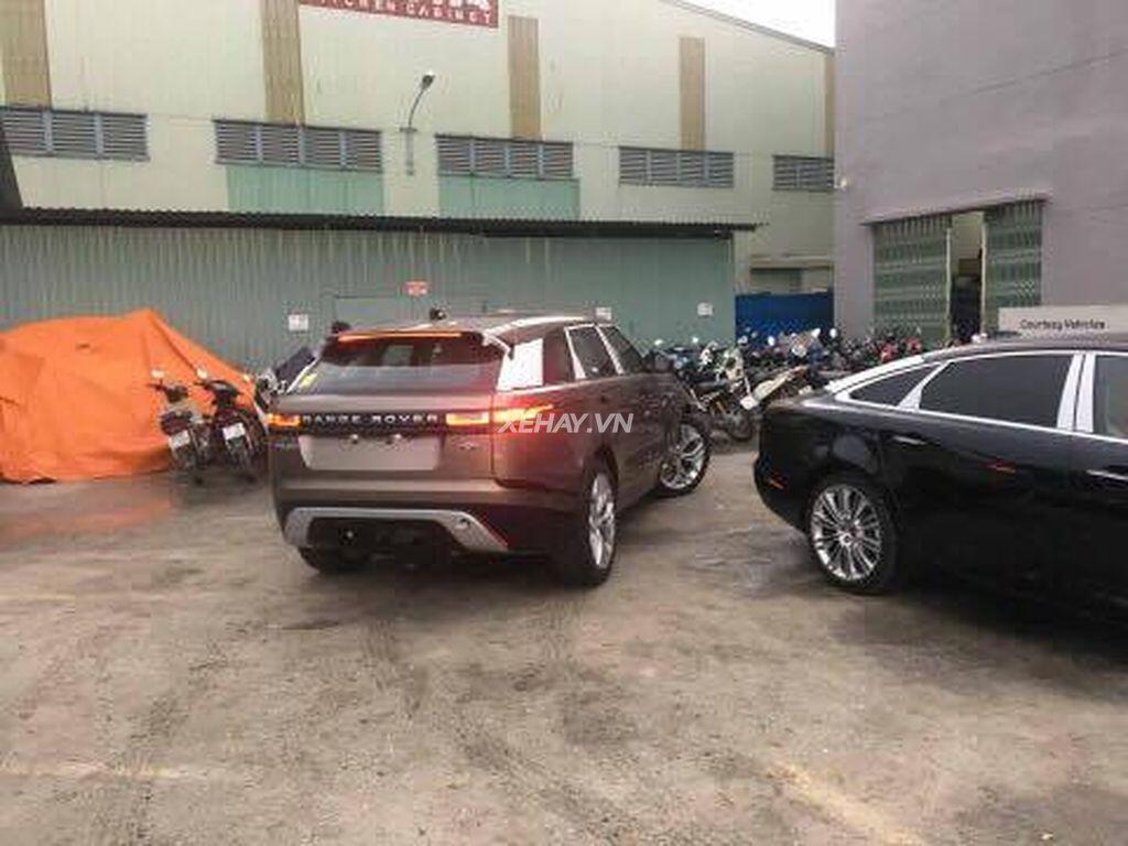 Range Rover Velar sẽ ra mắt khách hàng Việt vào ngày 30/8 tại Hà Nội - Hình 2