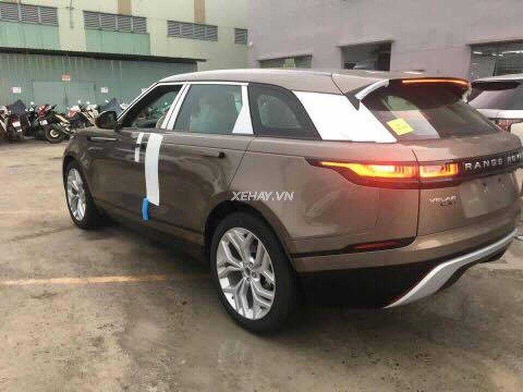 Range Rover Velar sẽ ra mắt khách hàng Việt vào ngày 30/8 tại Hà Nội - Hình 3