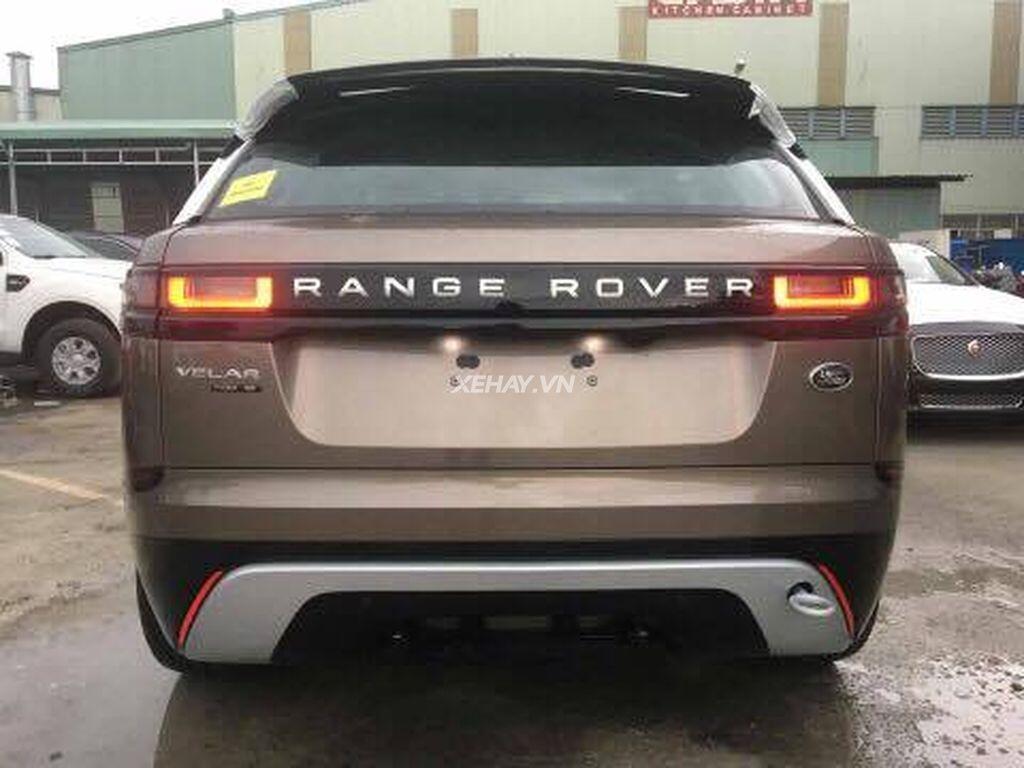 Range Rover Velar sẽ ra mắt khách hàng Việt vào ngày 30/8 tại Hà Nội - Hình 5
