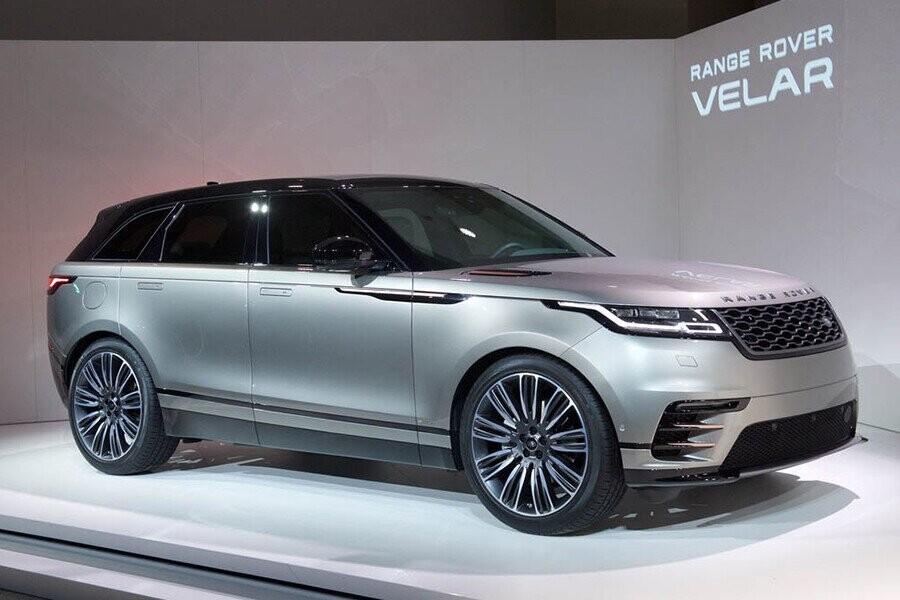 Tổng Quan Range Rover Vevar