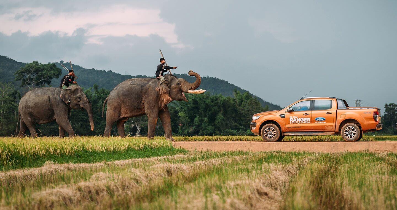 Ranger Wildtrak có thêm bản mới tại Việt Nam, giá 866 triệu đồng - Hình 1