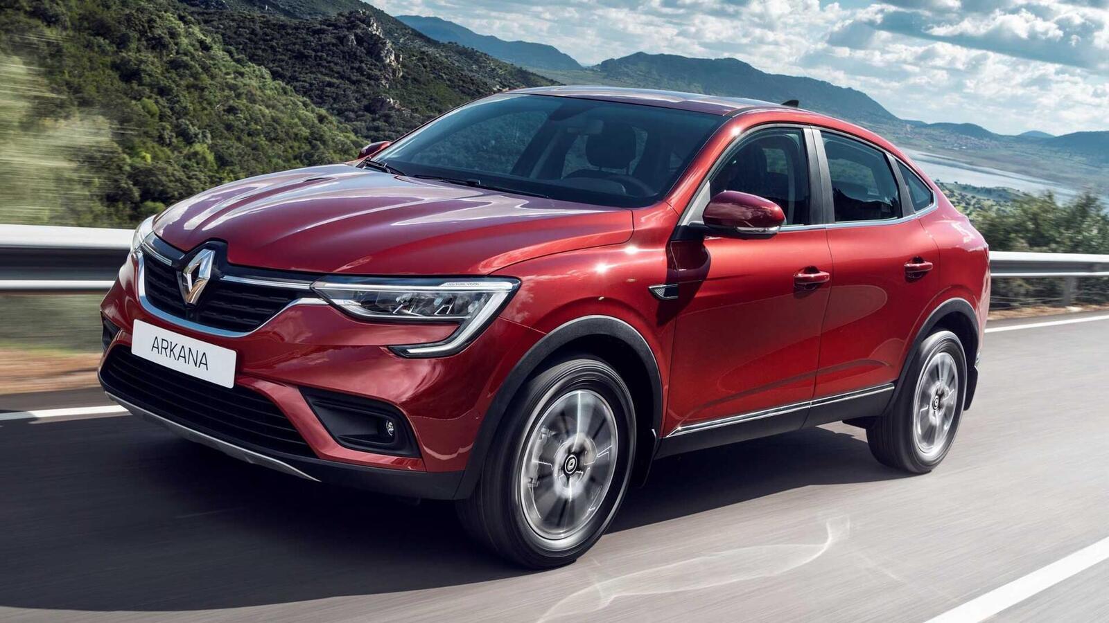 Renault giới thiệu Arkana mới: SUV Coupe mang thiết kế tương tự BMW X6 - Hình 1