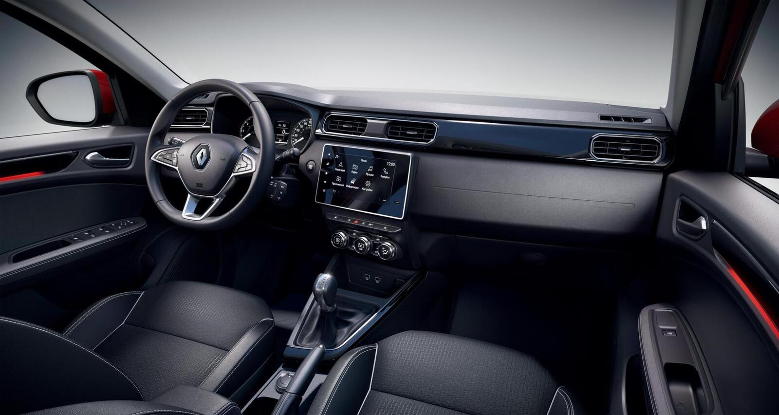 Renault giới thiệu Arkana mới: SUV Coupe mang thiết kế tương tự BMW X6 - Hình 10