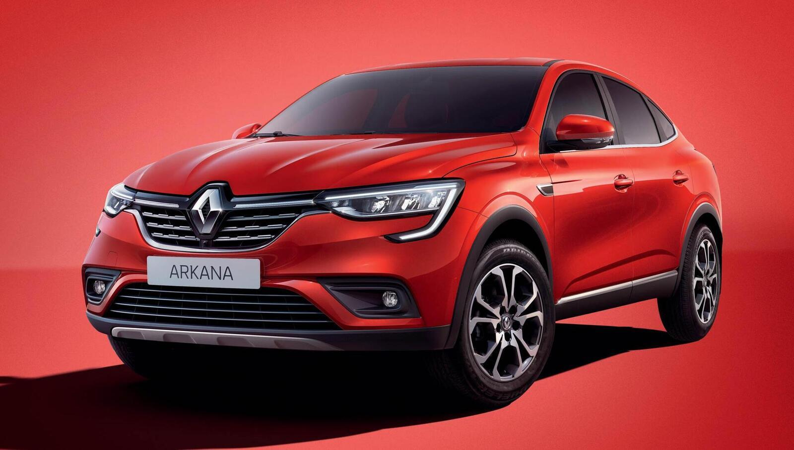 Renault giới thiệu Arkana mới: SUV Coupe mang thiết kế tương tự BMW X6 - Hình 17