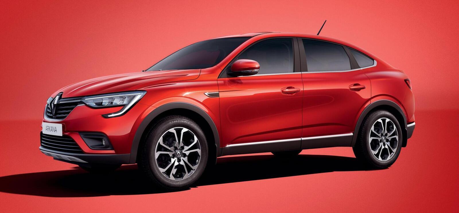 Renault giới thiệu Arkana mới: SUV Coupe mang thiết kế tương tự BMW X6 - Hình 18