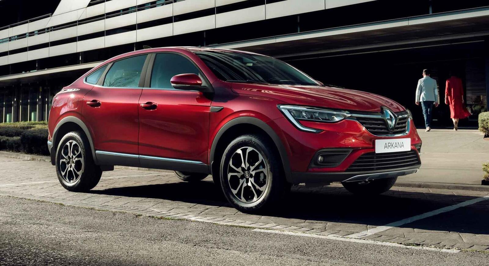 Renault giới thiệu Arkana mới: SUV Coupe mang thiết kế tương tự BMW X6 - Hình 2