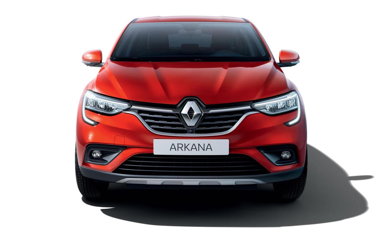 Renault giới thiệu Arkana mới: SUV Coupe mang thiết kế tương tự BMW X6 - Hình 3