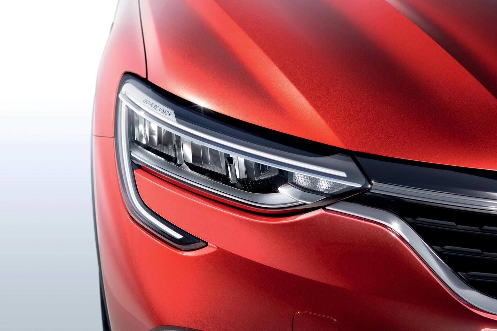 Renault giới thiệu Arkana mới: SUV Coupe mang thiết kế tương tự BMW X6 - Hình 4
