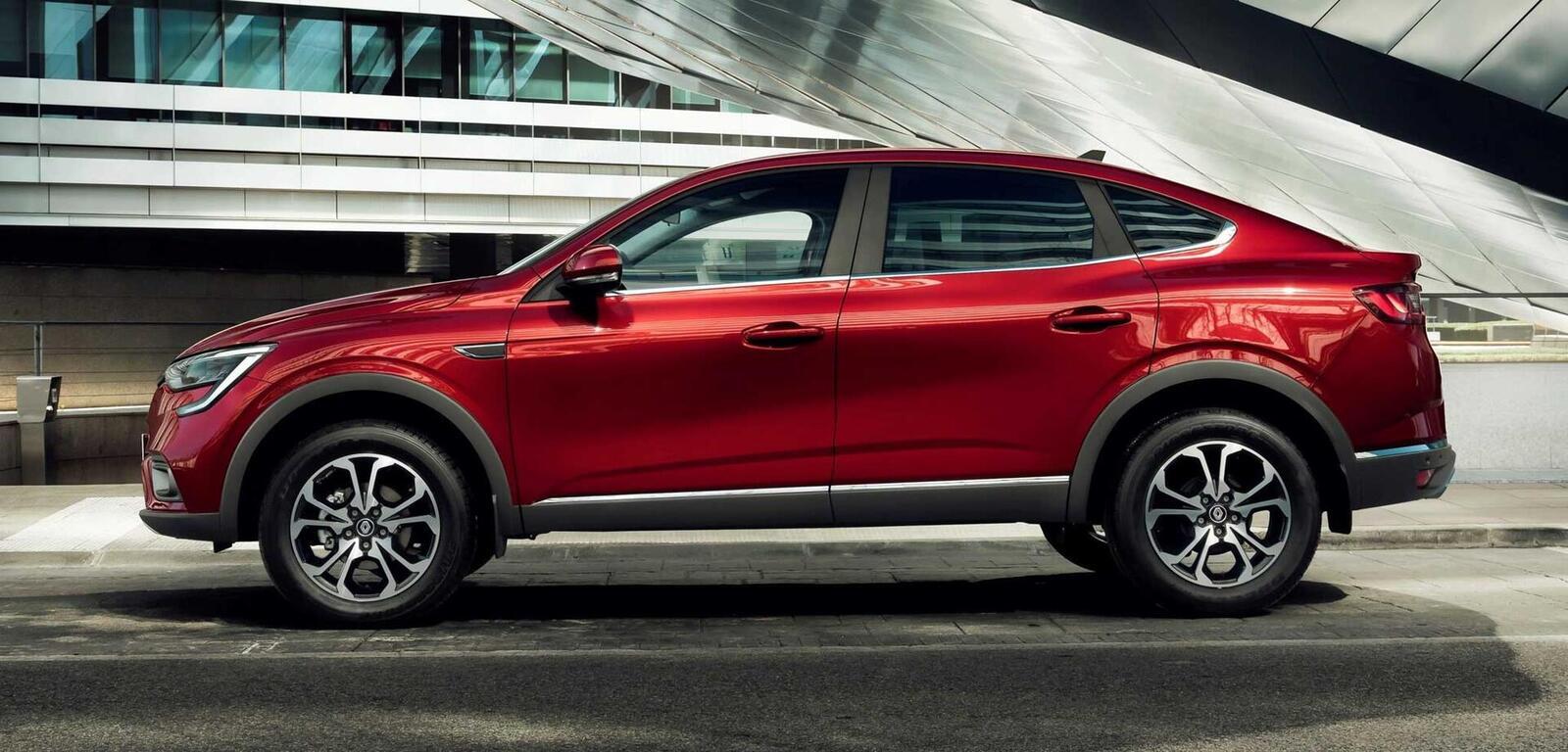 Renault giới thiệu Arkana mới: SUV Coupe mang thiết kế tương tự BMW X6 - Hình 6