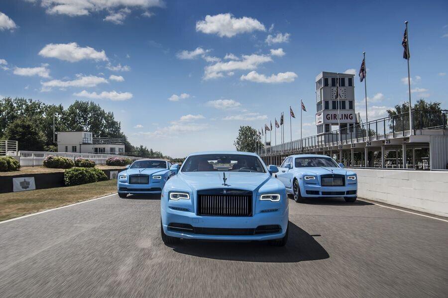 Rolls-Royce sẽ giới thiệu 4 chiếc Cullinan tùy biến độc đáo tại Pebble Beach - Hình 1