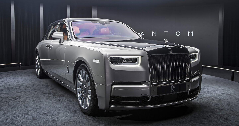 Rolls-Royce Phantom thế hệ thứ VIII chính thức ra mắt - Hình 1