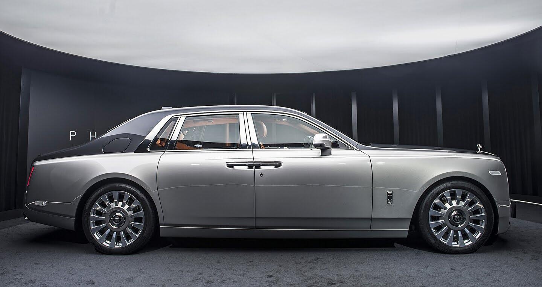 Rolls-Royce Phantom thế hệ thứ VIII chính thức ra mắt - Hình 6