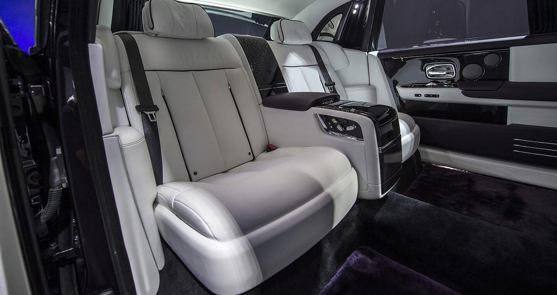Rolls-Royce Phantom thế hệ thứ VIII chính thức ra mắt - Hình 11