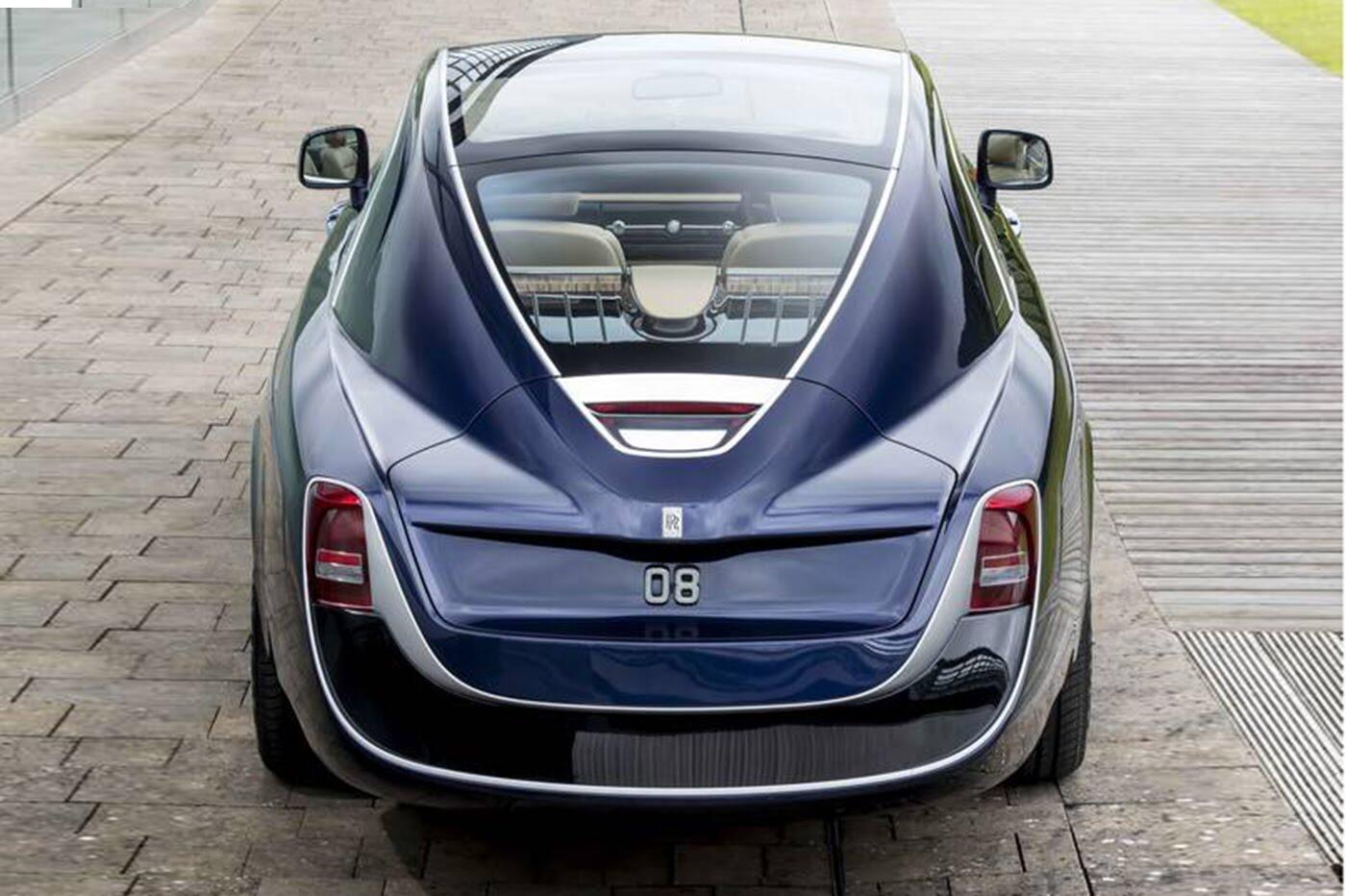 Rolls-Royce Sweptail chính thức lộ diện – Đỉnh cao của Bespoke - Hình 1