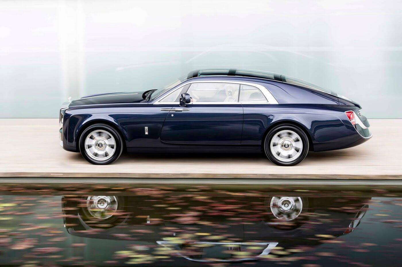 Rolls-Royce Sweptail chính thức lộ diện – Đỉnh cao của Bespoke - Hình 4