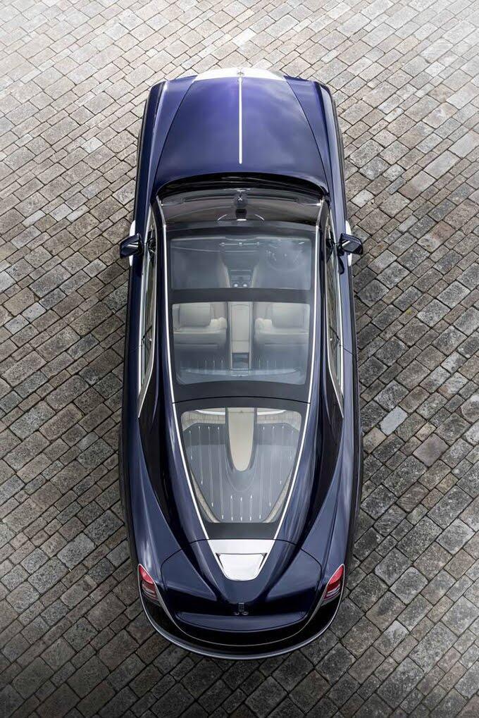 Rolls-Royce Sweptail chính thức lộ diện – Đỉnh cao của Bespoke - Hình 6