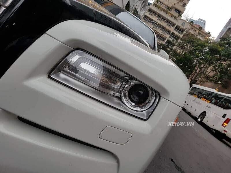 Rolls-Royce Wraith - xế cũ của của ông chủ Trung Nguyên xuống phố với phong cách Panda - Hình 6