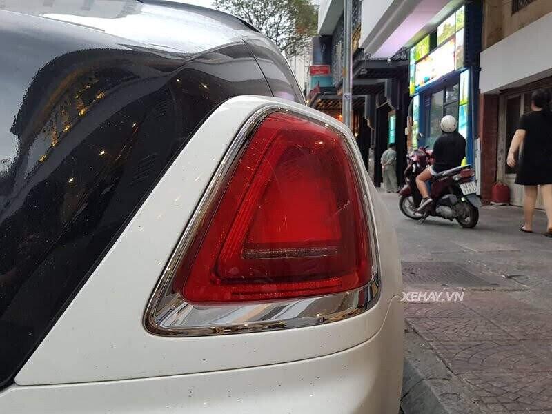 Rolls-Royce Wraith - xế cũ của của ông chủ Trung Nguyên xuống phố với phong cách Panda - Hình 8