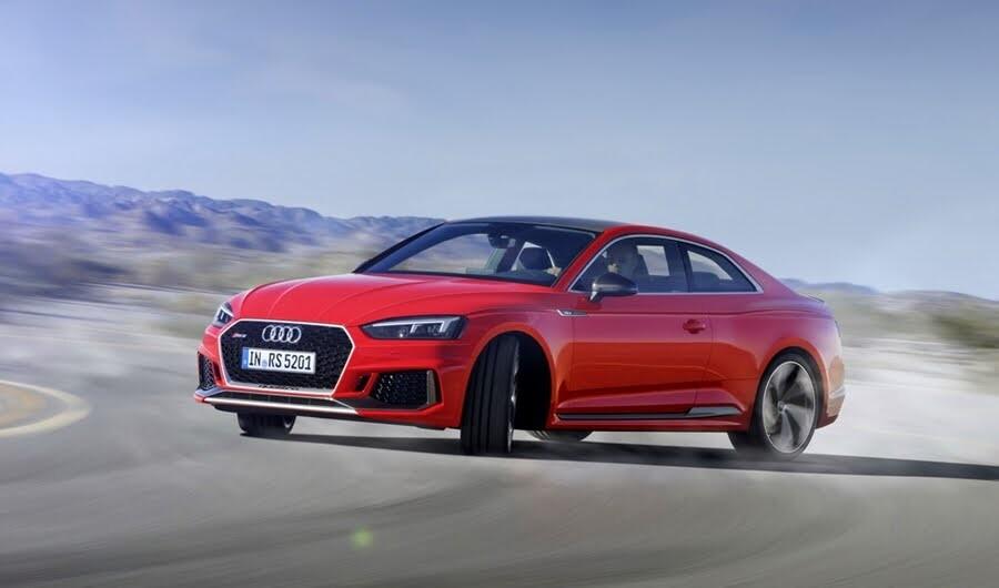 RS5 Coupe thậm chí còn nhanh hơn những gì Audi công bố - Hình 1