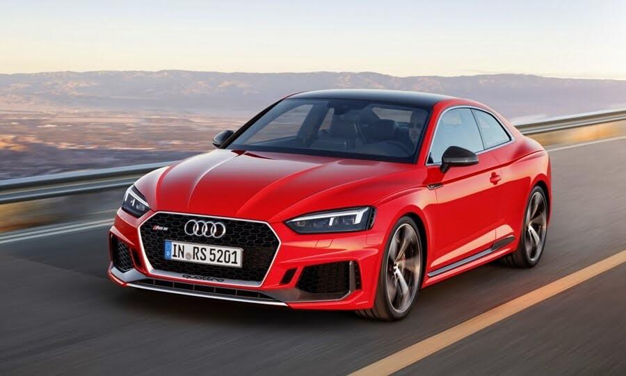 RS5 Coupe thậm chí còn nhanh hơn những gì Audi công bố - Hình 2