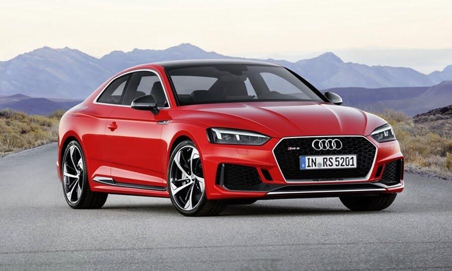RS5 Coupe thậm chí còn nhanh hơn những gì Audi công bố - Hình 3