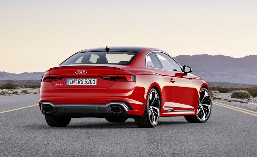 RS5 Coupe thậm chí còn nhanh hơn những gì Audi công bố - Hình 4