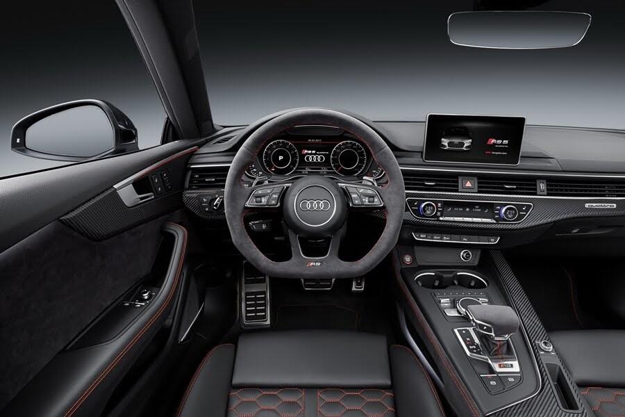 RS5 Coupe thậm chí còn nhanh hơn những gì Audi công bố - Hình 5