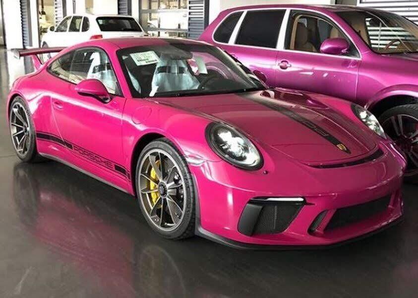 Ruby Star Porsche Cayman GT4 là một viên ngọc đẹp không tì vết ở Băng Cốc - Hình 2