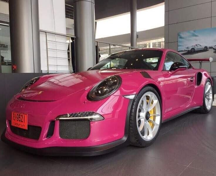 Ruby Star Porsche Cayman GT4 là một viên ngọc đẹp không tì vết ở Băng Cốc - Hình 3