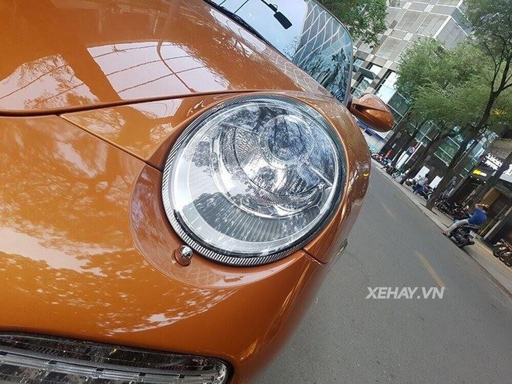 Sài Gòn: Bắt gặp Porsche 911 Carrera Cabriolet dạo phố ngày cuối tuần - Hình 11
