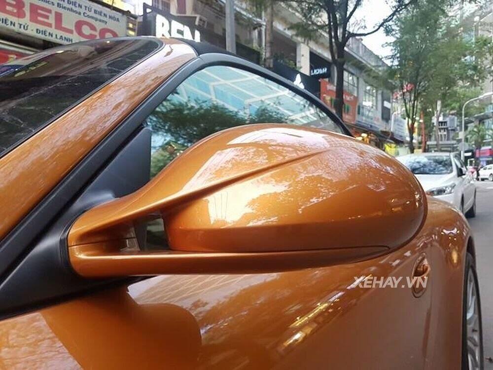 Sài Gòn: Bắt gặp Porsche 911 Carrera Cabriolet dạo phố ngày cuối tuần - Hình 12
