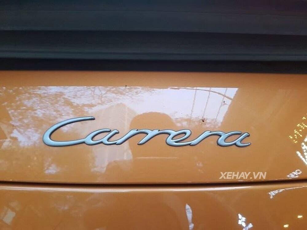 Sài Gòn: Bắt gặp Porsche 911 Carrera Cabriolet dạo phố ngày cuối tuần - Hình 13