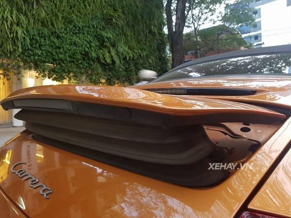 Sài Gòn: Bắt gặp Porsche 911 Carrera Cabriolet dạo phố ngày cuối tuần - Hình 15