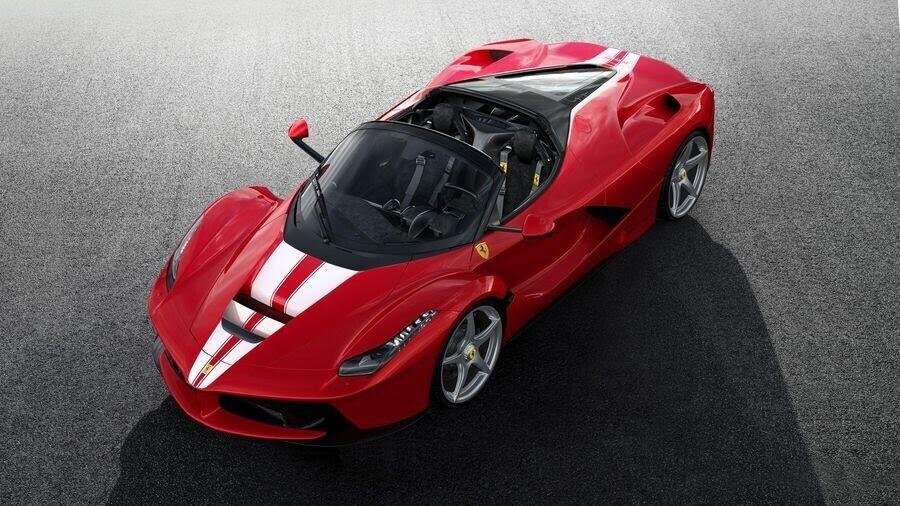 """Sau LaFerrari 7 triệu đô, Ferrari quyết định đưa Aperta cuối cùng """"lên sàn"""" - Hình 1"""